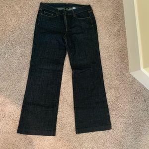 J.Crew dark wash jeans in excellent condition